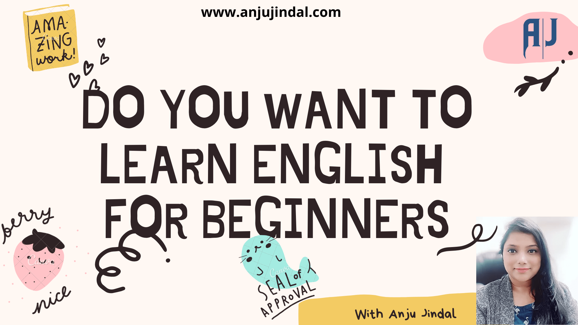 Want To Learn English