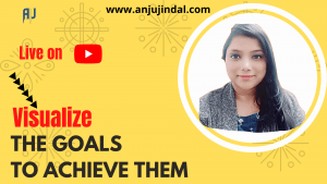 visualization technique to achieve goals
