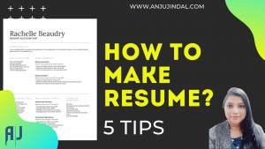 how to get your resume selected
